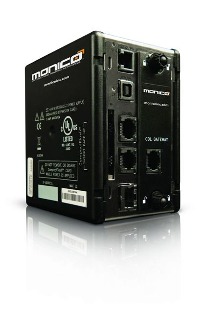The Monico CDL Gateway for Engine Monitoring and Genset Monitoring